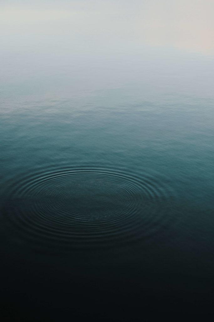 Meditation hilft dabei, Gefühle und Bedürfnisse bewusster wahrzunehmen. Das Foto ist von Ian Keefe, veröffentlicht auf Unsplash.