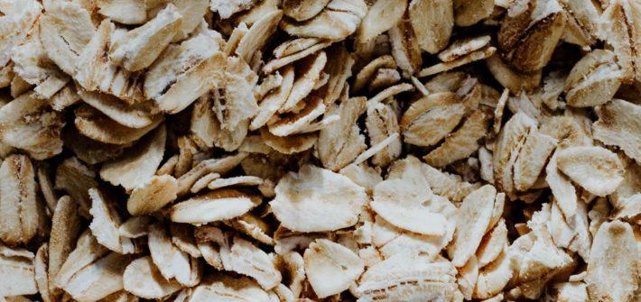 Fressanfälle mit gesundem Essen können auch mit Haferflocken passieren.