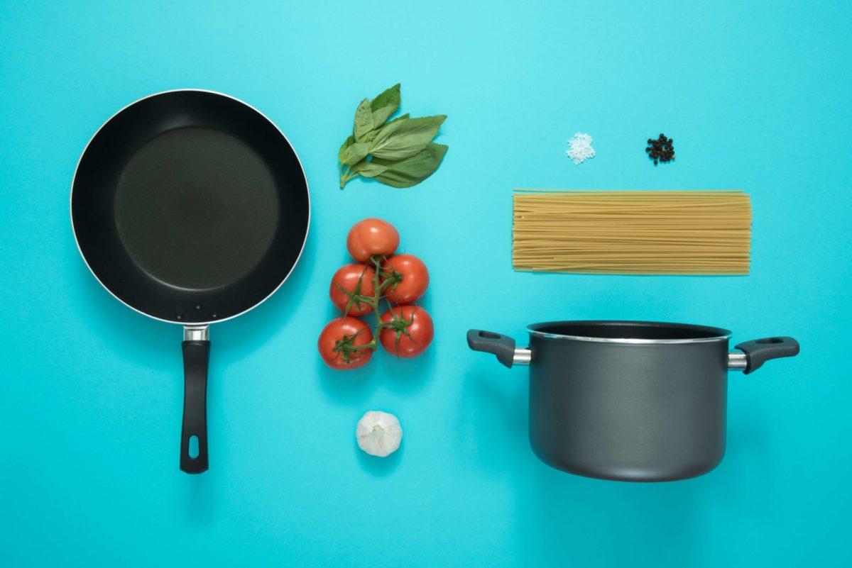 Minimalistisch kochen: Einfach, gesund und günstig.