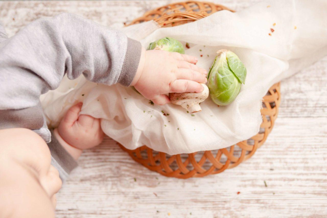 Vegane Beikost zu kochen ist mit der richtigen Vorbereitung kinderleicht.