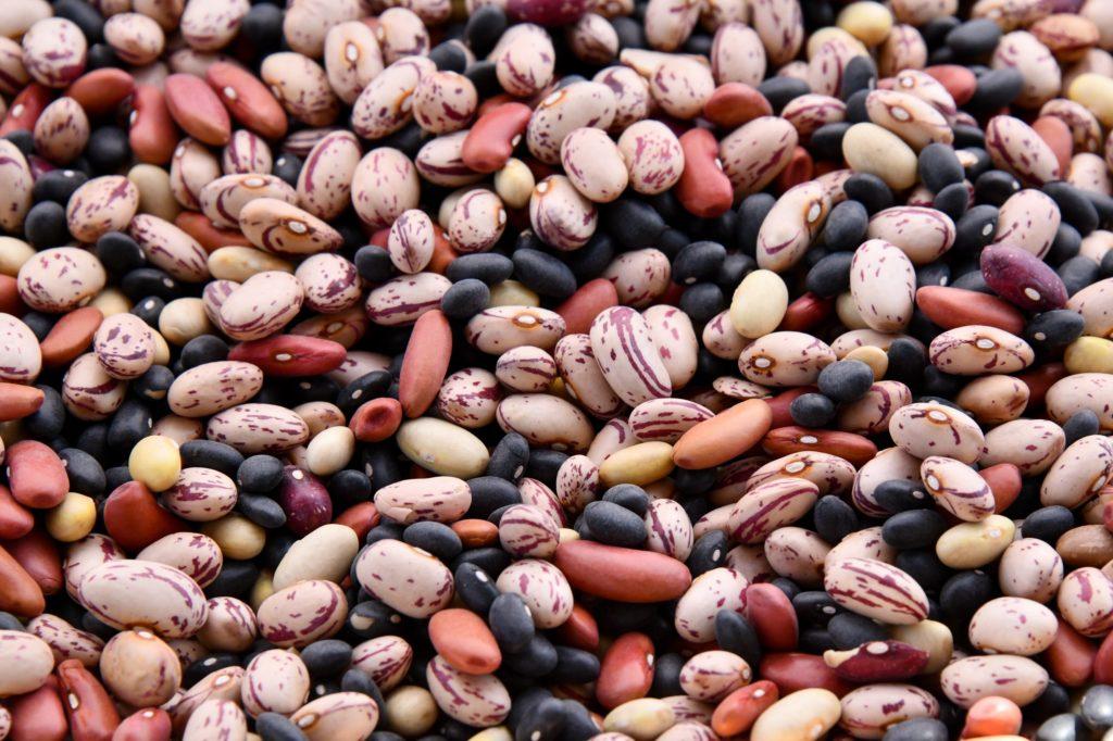 Hülsenfrüchte spielen eine wichtige Rolle in der veganen Kinderernährung.