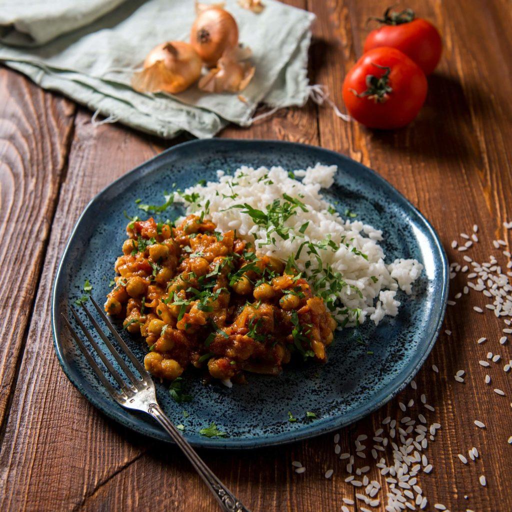 Minimalistisch kochen: Ein Gemüse reicht aus.