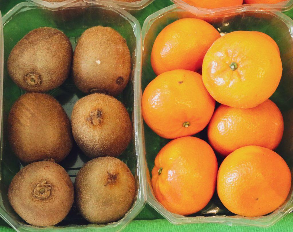 Nachhaltiger leben und kein Obst in Plastikschalen kaufen