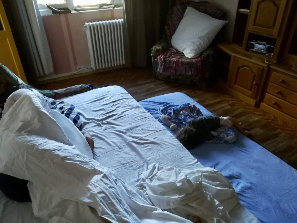 Digitales Nomadentum ohne Kinderbett