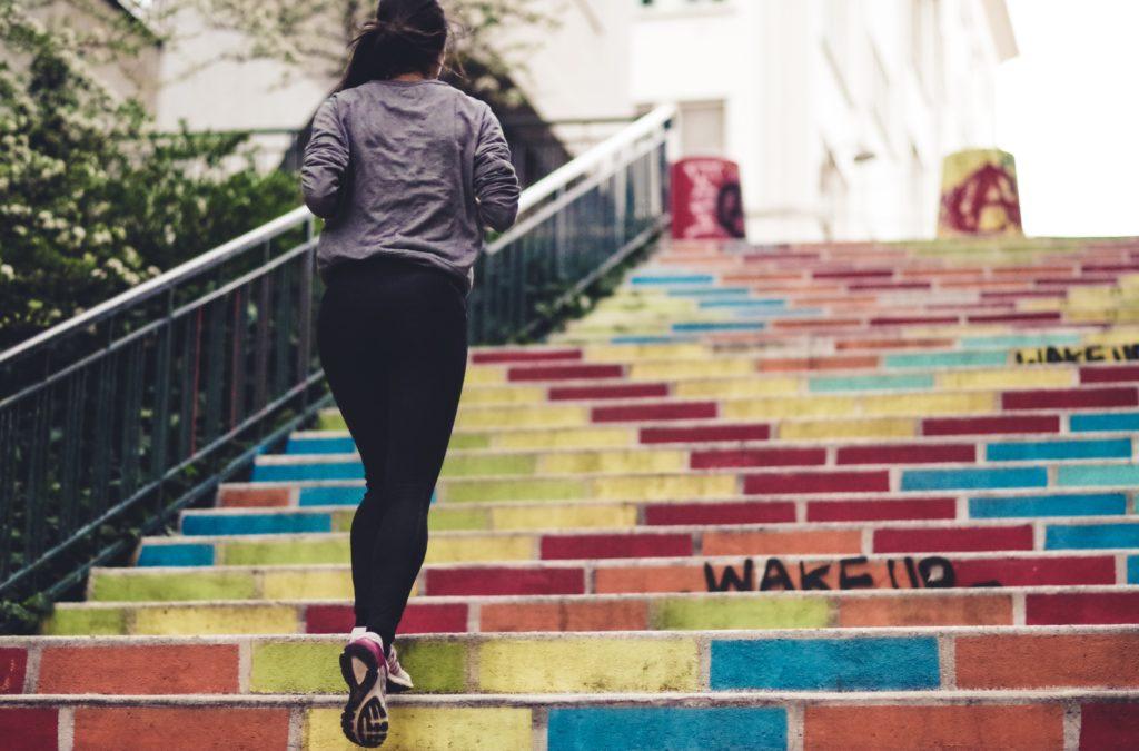 Laufen kannst du überall.