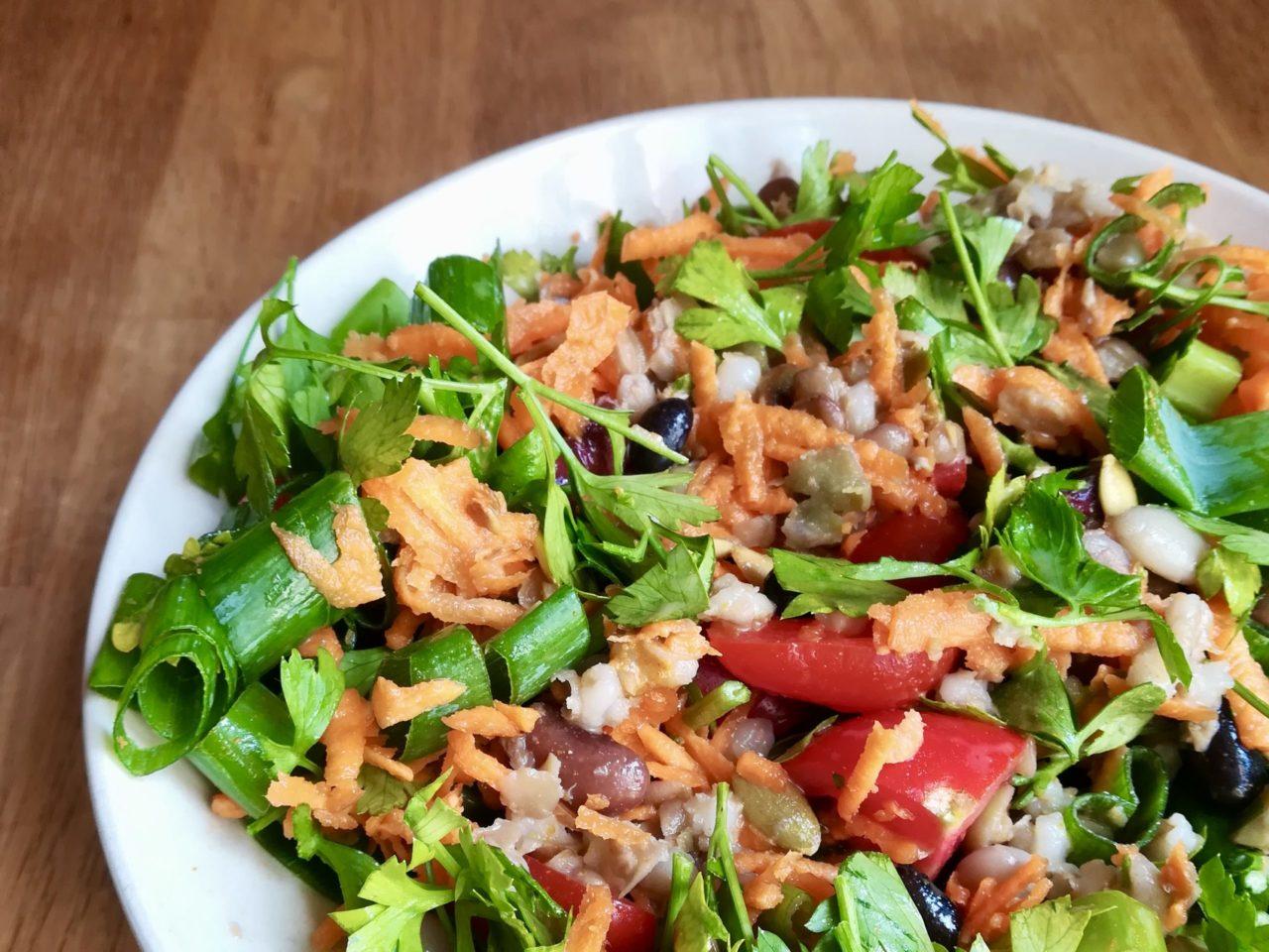 Low Carb vegan: Mit Hülsenfrüchten abnehmen