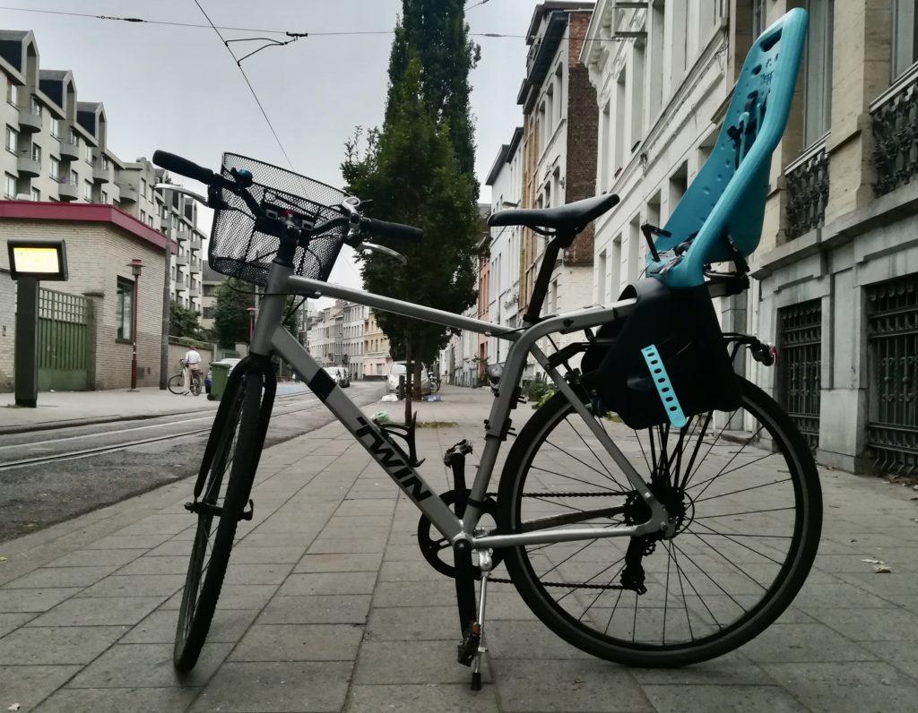 Mit Fahrrad statt Auto zu mehr Minimalismus mit Familie