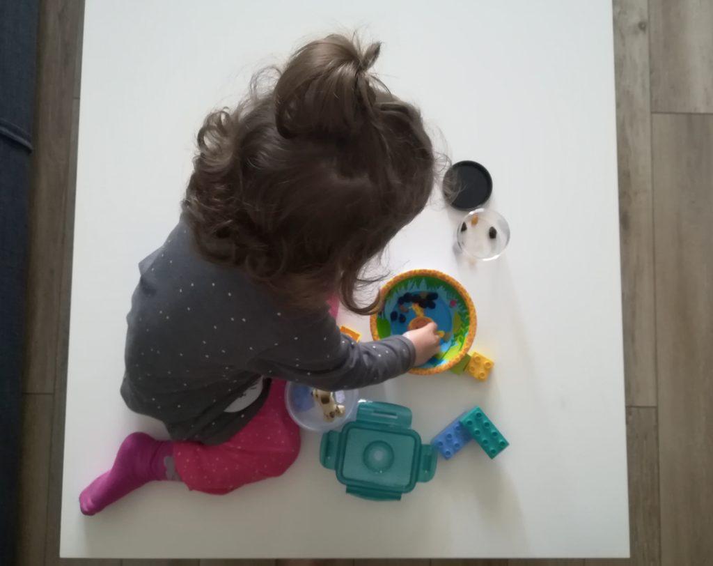Weniger Spielsachen und mehr Minimalismus mit Familie
