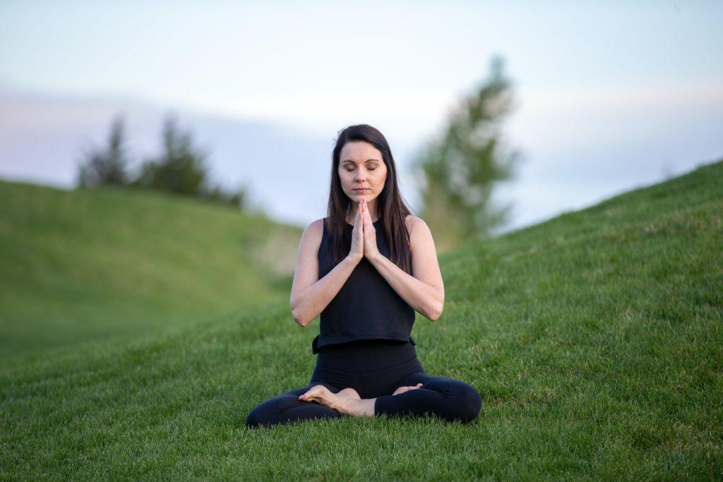 Ashtanga Yoga - Lotussitz