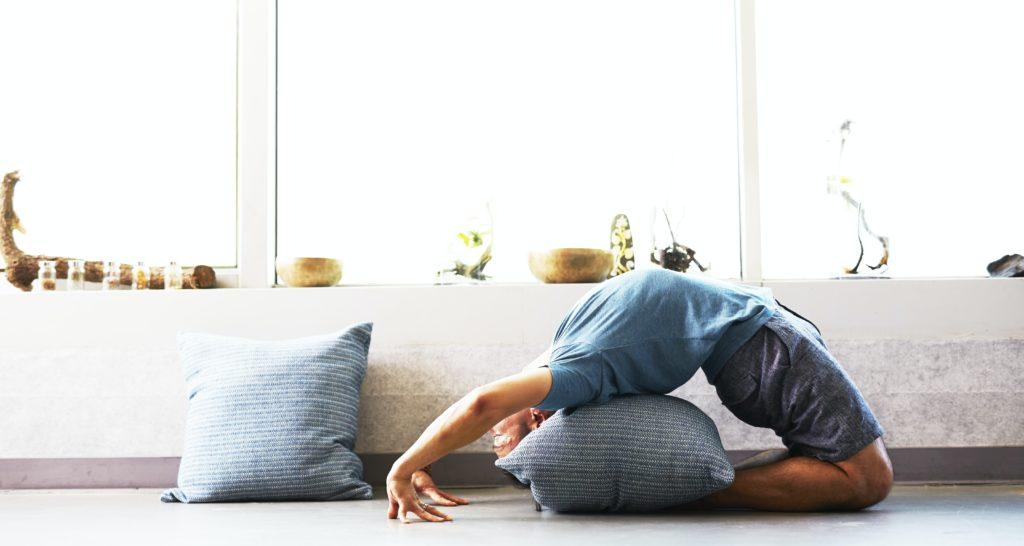 Ashtanga Yoga macht stark und flexibel