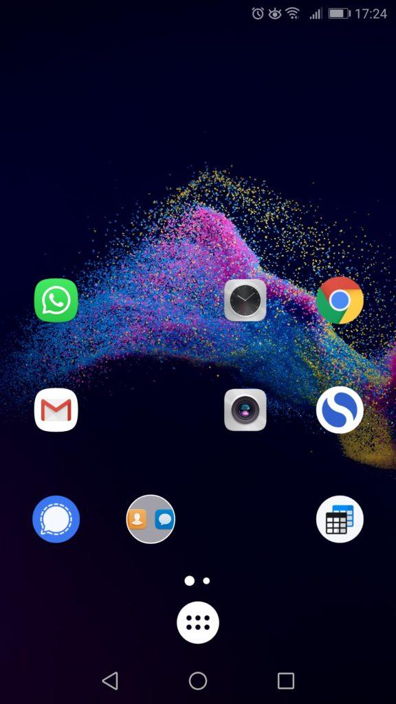 Digitaler Minimalismus auf dem Handy