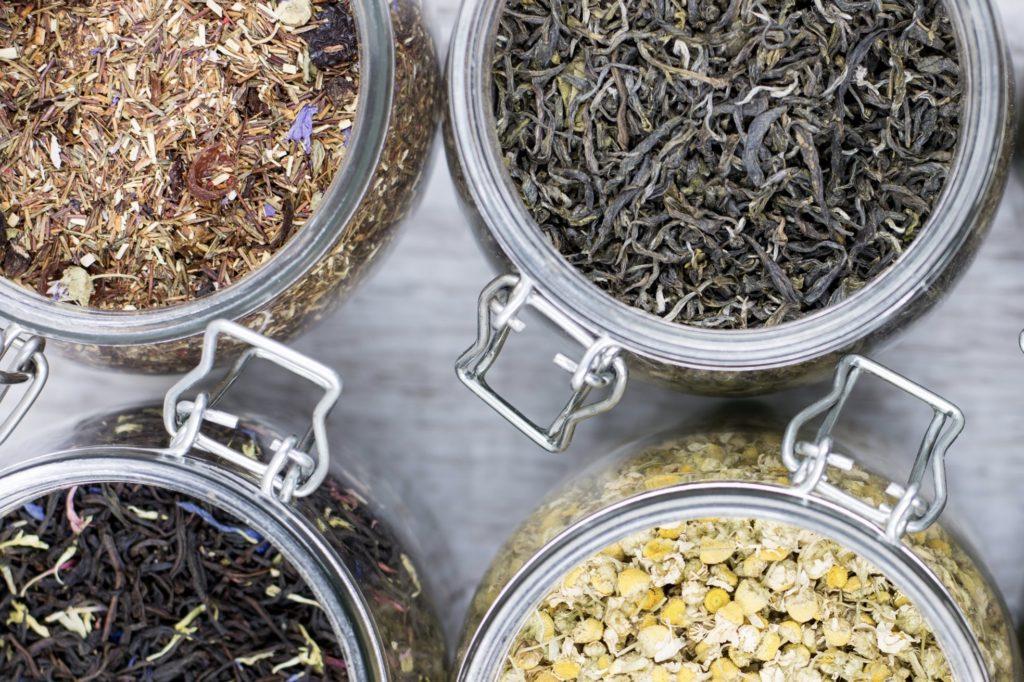 Tee günstig im Unverpacktladen einkaufen