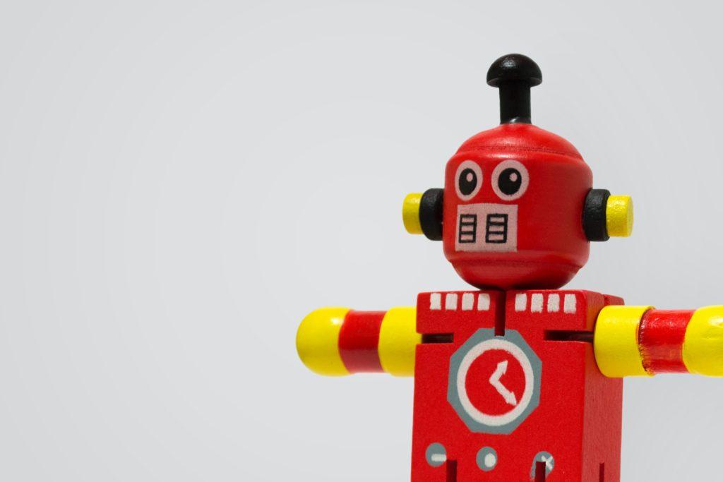 Emotionales Essen stoppen und wie ein Roboter handeln