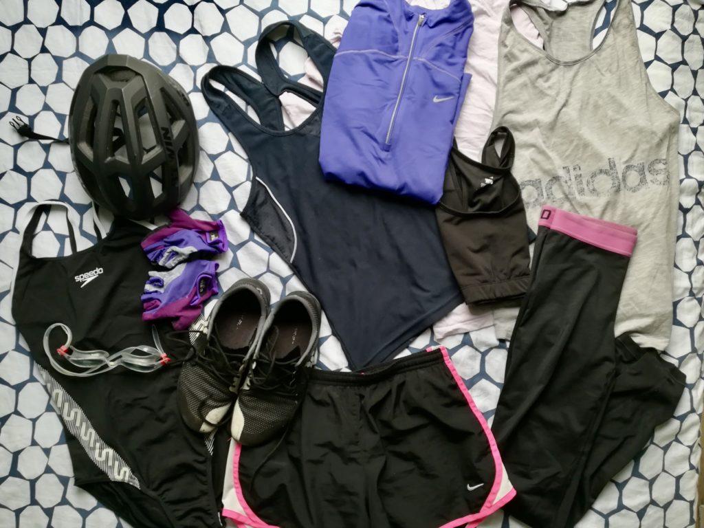 Minimalistische Kleidung: Capsule Wardrobe erstellen - Sport