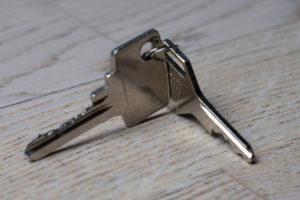Minimalismus und Schlüssel