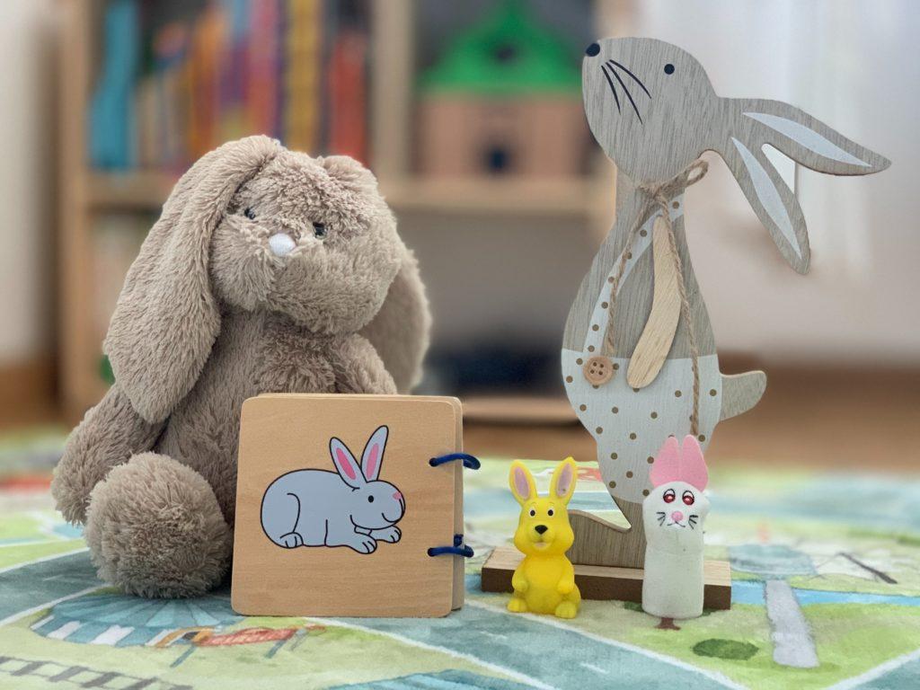 Kinderzimmer ausmisten: Wie viel von einer Sorte?