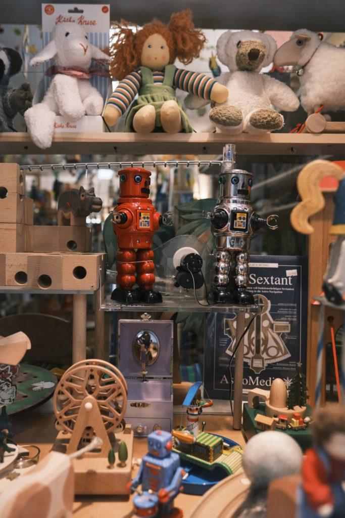 Kinderzimmer ausmisten: Spielzeugbibliothek