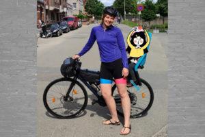 Rennrad und Minimalgepäck: So klappt die Radreise mit Kleinkind