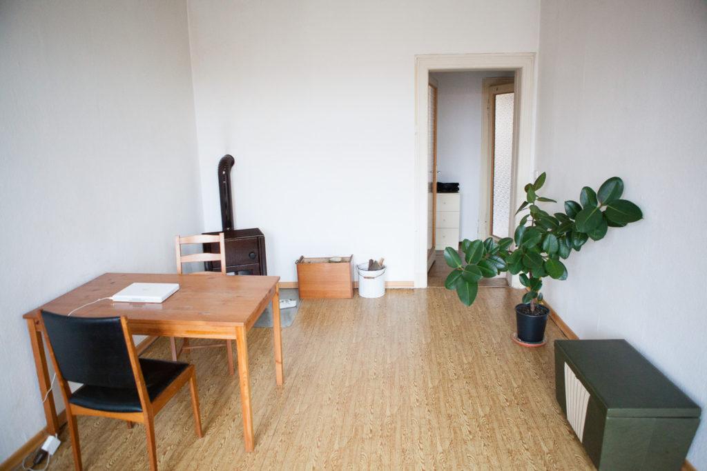 Minimalismus mit nicht-minimalistischem Partner - Wohnung 2013