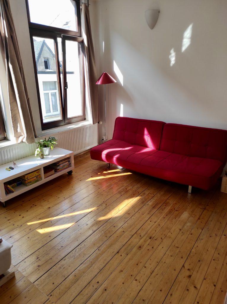 Minimalismus & Umzug: Minimalistisch umziehen mit Kind: Wohnzimmer