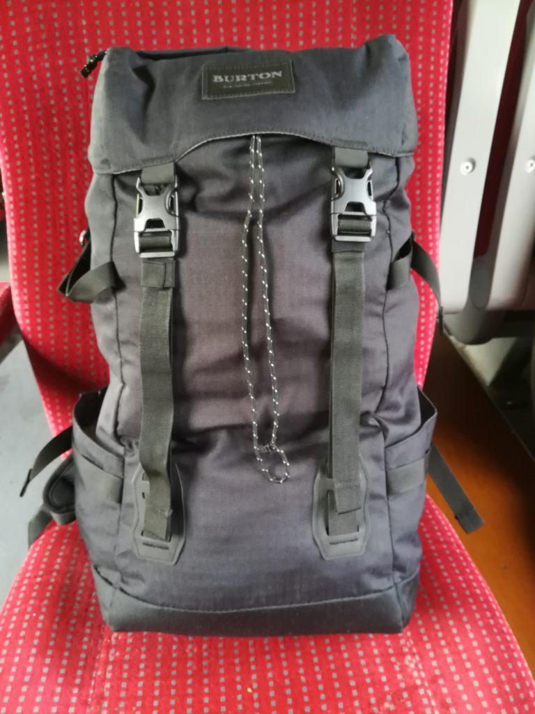 Ortsunabhängig arbeiten: Packliste für 3 Wochen Backpacking mit Kind - Rucksack