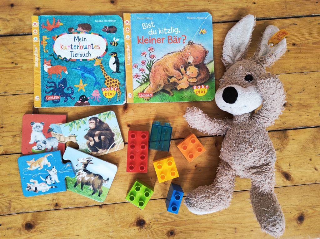 Ortsunabhängig arbeiten: Packliste für 3 Wochen Backpacking mit Kind - Spielsachen
