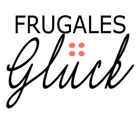 logo fruagles glueck in geschwungener schwarzer schrift